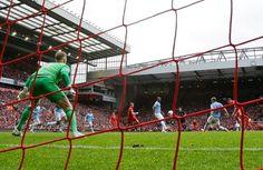 What a photo - Coutinho nets the third for #LFC #MakeUsDream