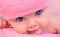 Why are babies so darn cute!