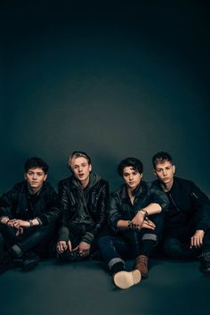 Tristan, Connor, James & Brad - Englands Warriors<< I'll just nip in there and take a slice of Brad please Bradley Simpson, Brad The Vamps, Tristan The Vamps, Vamps Band, Will Simpson, 1d And 5sos, T Rex, Hot Boys, News Songs