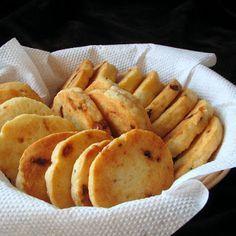 caiet cu retete: Doua feluri de biscuiti sarati (unii de dieta, altii nu)
