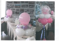 Rapture 24 X Rosa Palloncini Compleanno Commestibile Low Price Home & Garden Other Baking Accessories