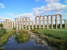 The Los Milagros Aqueduct (Acueducto de Los Milagros) is an incredibly well-preserved Roman water supply system in Méridain Spain. Augusta Emerita was a Roman city in western Spain, modern Mérida,…