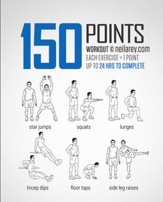 How quickly can you get 150 points!!! You have 24 hours! GO #Workout #Fitness #30DFC