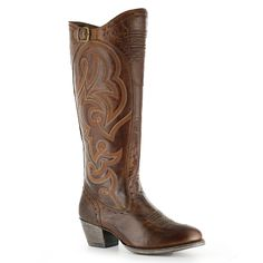"""I want these!!! They're like a combination of western & English boots!! ❤️ - Ariat Women's 15"""" Wanderlust Fashion Western Boots"""