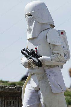 Star Wars Day Roma - Snow Trooper