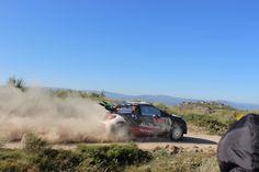 M. Ostberg - WRC Rally de Portugal 2015