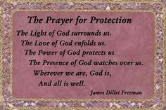 prayers for protection against evil | Prayer of Protection Against Evil People | THE STATE OF NORTH CAROLINA ...