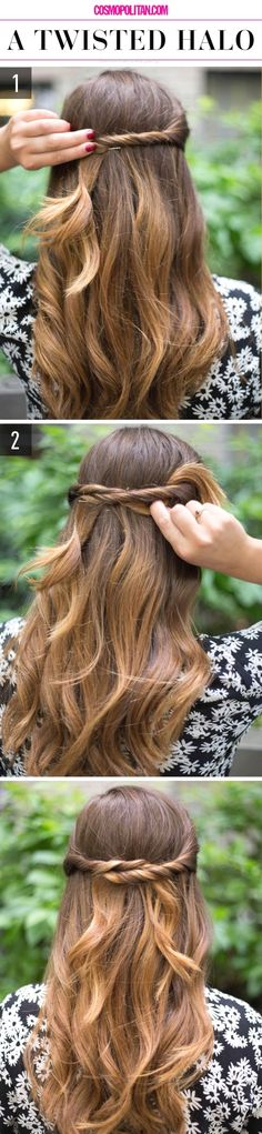 15 Super Easy Hairstyles for 2017 – Three Step Hairstyles for Girls… 15 Super Easy Hairstyles for 2017 – Three Step Hairstyles for Girls http://www.fashionhaircuts.party/2017/05/24/15-super-easy-hairstyles-for-2017-three-step-hairstyles-for-girls-10/