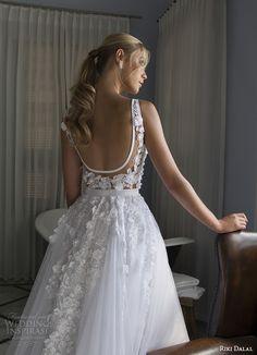 Riki Dalal Wedding Dresses — Valencia Bridal Collection | Wedding Inspirasi