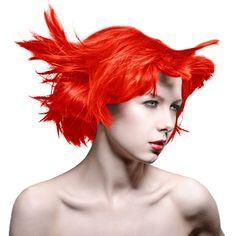 Manic Panic Classic Semi-Permanent Hair Dye 118ml (Electric Tiger Lily)