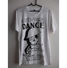Fashion Pop Rock Dance New Wave Punk T Shirt M