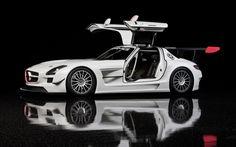 Mercedes Benz SLS AMG GT3.