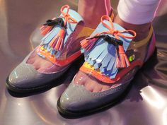 so strange....shoes!!!