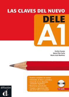 Material específico para la preparación del nuevo DELE A1. Dirigido a jóvenes y adultos que desean presentarse a este examen de español con garantías de éxito. Las claves del nuevo DELE A1 da al candidato todas las herramientas necesarias para prepararse de manera rápida y eficaz.