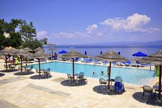 Paxos Beach Hotel | Weather2Travel.com #travel #greece #holiday #summer