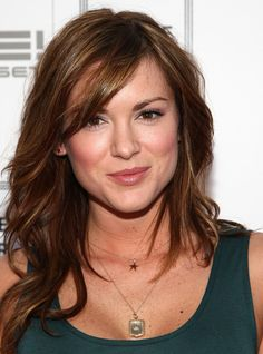 Danneel Harris.. the LUCKIEST woman on this planet because she is married to jensen ackles.. errr