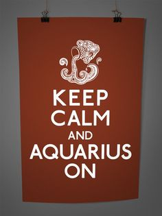 Aquarius On...