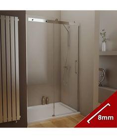 Shower screen for loft ensuite (£179.99+39.99)
