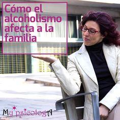 El alcoholismo es una enfermedad que no solo afecta al enfermo, sino también a su familia y a aquellos que le rodean, esta semana os hablo sobre ello en el blog. #alcoholismo #familia #psicologia #psicoterapia #salud #emociones