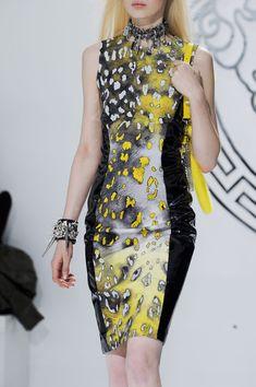 Versace at Milan Fashion Week Fall 2013 - StyleBistro