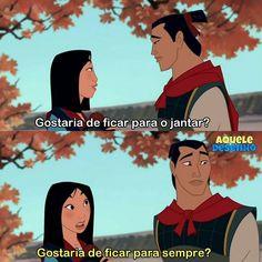 Disney - Mulan Dishonor on your cow! Mulan Quotes, Movie Quotes, Disney Memes, Disney Quotes, Disney And Dreamworks, Disney Pixar, Disney Art, Walt Disney, Dramas