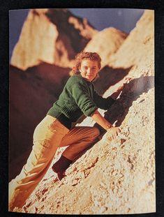 Marilyn Monroe Vintage Color Postcard of Young Norma Jean   Etsy