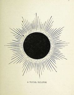 """Graphic Design - Graphic Design Ideas - nemfrog: """"""""A total eclipse."""" Astronomy, the sun and his family. """" Graphic Design Ideas : – Picture : – Description nemfrog: """"""""A total eclipse."""" Astronomy, the sun and his family. Trendy Tattoos, New Tattoos, Cool Tattoos, Tatoos, Large Tattoos, Wm Logo, Eclipse Tattoo, Tattoo Sonne, My Sun And Stars"""