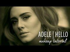 Adele - Hello | Makeup Tutorial - YouTube