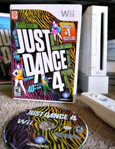 Get the party started with Just Dance 4 for the Wii Playstation Wii, Just Dance 4, Sugar Love, Crazy Games, Get The Party Started, Family Game Night, Geek Girls, Game Character, Best Games