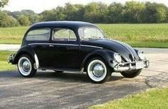 VW Beetle Estate - a more practical bug Combi Wv, Volkswagen Beetle, Kdf Wagen, Hot Vw, Vw Classic, Vw Vintage, Vw Cars, Vw Beetles, Custom Cars