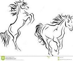 Resultado de imagen para vectores de caballos: