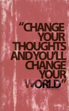 Think positive, act positive. Attitudes are contagious!!  Be a shining light in a dark world. Be a leader for HIM the one true God. Change the way you live and change people who see, meet and know one. One, by one!!!!