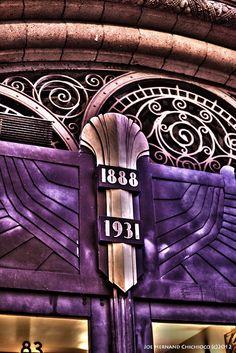 Art Deco Architecture | Art Deco Architecture / Where does this exist?