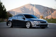 stanced honda accord | Thread: Stanced 8th gen Accord Coupe UPDATED 10/14