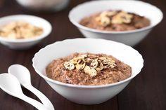 Oatmeal, Healthy Recipes, Healthy Food, Gluten Free, Food And Drink, Breakfast, Kitchen, Healthy Breakfast Meals, Coconut Milk