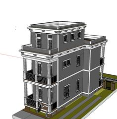 1000 images about workshop new orleans garden style houses on pinterest garden houses study - Two story gable roof houses ...