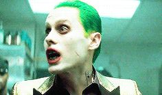 i'm a fan of chaos — New Joker footage from Suicide Squad