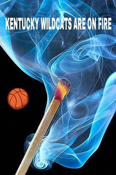 #Kentucky #UniversityofKentucky #Wildcats #UK #Champions #GoBigBlue #TheBlueGrassState #IBleedBlue #Basketball #BBN #NCAA #2014 #Elite8
