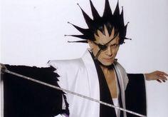 bleach cosplay Kenpachi Zaraki05