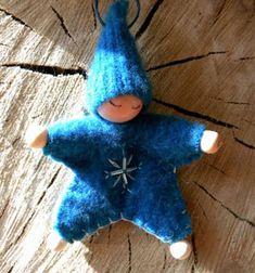 Cute felst star babies // Csillag alakú manócskák filcből // Mindy - craft tutorial collection // #crafts #DIY #craftTutorial #tutorial #FeltCrafts #DIYFelt #KreatívÖtletekFilcből