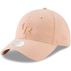 san francisco 7ea9e 61cd2 Women s Colorado Rockies New Era Pink Tonal Blush Sky Core Classic 9TWENTY  Adjustable Hat,  21.99