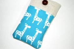 Giraffe iPhone 5S Case, lg g2 case, iphone 6s plus, LG G3  Sleeve ,Iphone 6 Sleeve IPhone case, IPhone cover iPod case iPhone 6s Sleeve by RCRAFTSS on Etsy