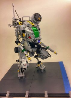 """Verdict A4 Tactical Support Mech"" by SuperHardcoreDave: Pimped from Flickr"
