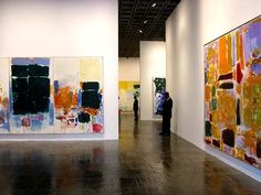 Joan Mitchell | joan mitchell at the whitney in nyc joan mitchell via a long time ... I was lucky to see this show. It was fantastic!