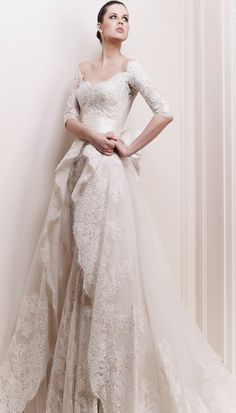 프리마베라 Zuhair Murad 2013 collection