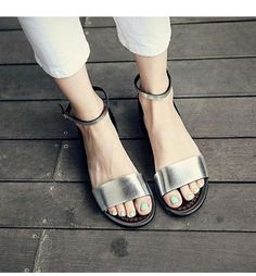 silver flat for summer,  please click the picture for detail. http://ourmall.com/?riiUB3