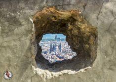 Vistas de la Sagrada Familia desde los Bunkers del Carmel, Barcelona. Барселона, Будапешт, Ибица, Бункер, Десерты, Саграда Фамилия, Треккинг, Счастливого Пути
