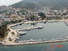 Nea Peramos (New Peramos) - near Kavala, East Macedonia Greece Macedonia Greece, Alexander The Great, Greek, Magic, In This Moment, Water, Modern, Travel, Outdoor