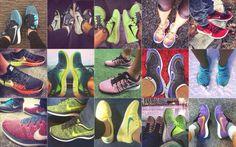#Nike #FlyKnit