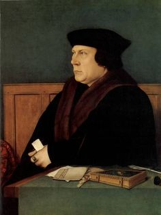 Thomas Cromwell Earl of Essex, Chief Minister to Henry VIII Hans Holbein the Younger, Northern Renaissance Anne Of Cleves, Anne Boleyn, Tudor History, British History, Church History, European History, Ancient History, Family History, Hans Holbein Le Jeune